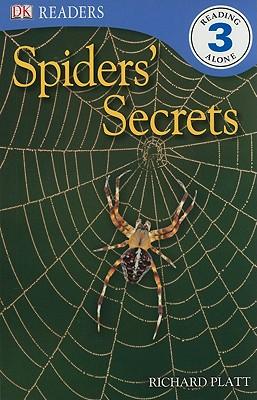 Image for DK Readers L3: Spiders' Secrets (DK Readers Level 3)