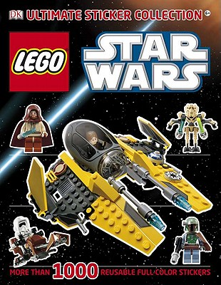 Image for Ultimate Sticker Collection: LEGO Star Wars (Ultimate Sticker Collections)