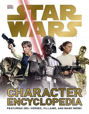 Star Wars Character Encyclopedia, DK Publishing