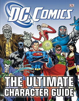 DC Comics Ultimate Character Guide, Brandon T. Snider