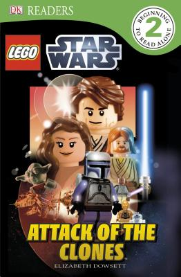 Image for DK Readers L2: LEGO Star Wars: Attack of the Clones (DK Readers Level 2)