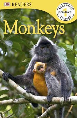 DK Readers: Monkeys, DK Publishing