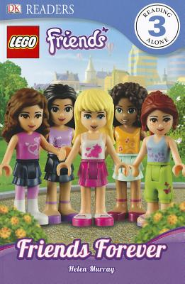 Image for DK Readers: LEGO Friends: Friends Forever