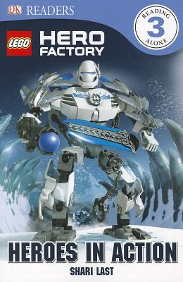 Image for DK Readers L3: LEGO Hero Factory: Heroes in Action