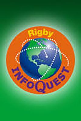 Image for Rigby InfoQuest: Teacher's Guide Grade 5 2010