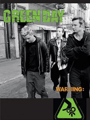 Image for Green Day -- Warning: Authentic Guitar TAB (Warning (Guitar Tab))