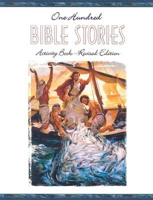 Image for One Hundred Bible Stories Activity Book