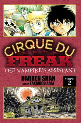 Image for VAMPIRE'S ASSISTANT, THE CIRQUE DU FREAK VOLUME 2 GRAPHIC NOVEL