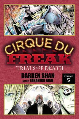 Image for TRIALS OF DEATH CIRQUE DU FREAK