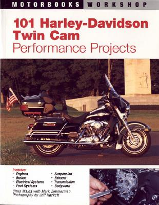 Image for 101 Harley-Davidson Twin-Cam Performance Projects (Motorbooks Workshop)