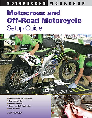 Image for Motocross and Off-Road Motorcycle Setup Guide (Motorbooks Workshop)