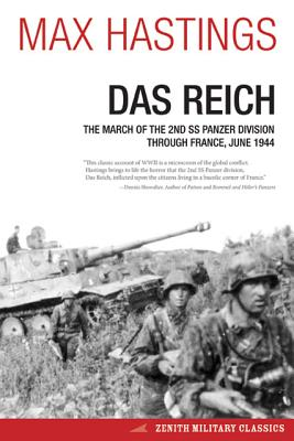 Image for Das Reich: The March of the 2nd SS Panzer Division Through France, June 1944 (Zenith Military Classics)
