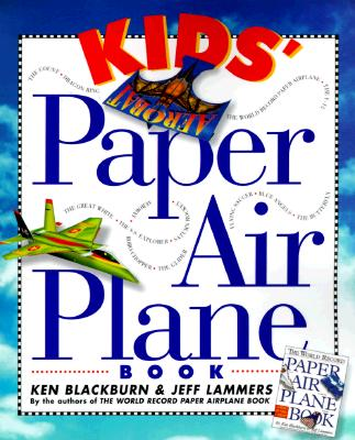 Image for Kids' Paper Air Plane Book