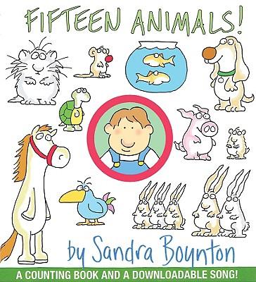 Fifteen Animals!, SANDRA BOYNTON