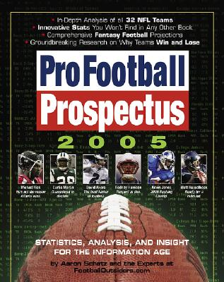 Image for PRO FOOTBALL PROSPECTUS 2005