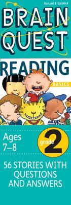 Brain Quest Grade 2 Reading, Bonnie Dill