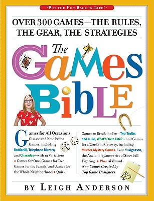 GAMES BIBLE, LEIGH ANDERSON