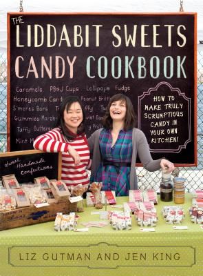 Image for LIDDABIT SWEETS CANDY COOKBOOK