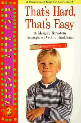 Image for That'S Hard, That'S Easy (Real Kids Readers, Level 2)