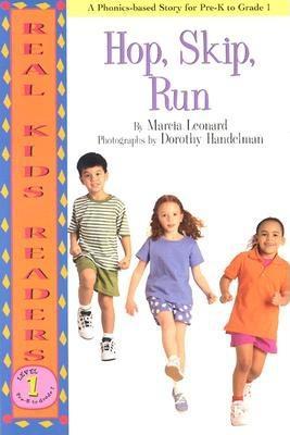 Image for Hop, Skip, Run (Real Kids Readers ― Level 1)
