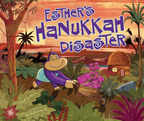 Esther's Hanukkah Disaster, Jane Sutton