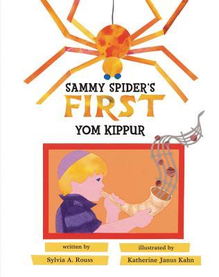 Image for Sammy Spider's First Yom Kippur