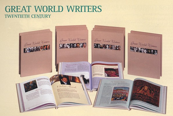 Great World Writers: Twentieth Century (Library Binding), Leslie M. Wilson (Author)