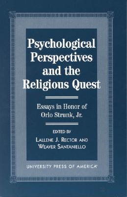 Image for Psychological Perspectives and the Religious Quest