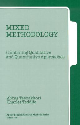 Image for Mixed Methodology: Combining Qualitative and Quantitative Approaches (Applied Social Research Methods)
