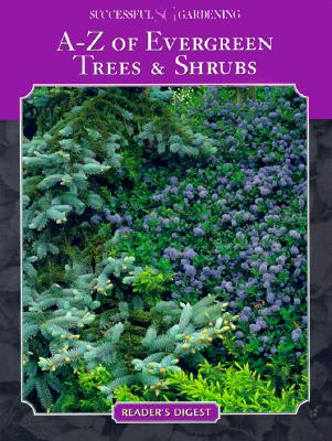 Image for Successful gardening: evergreen trees & shrubs