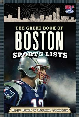 Image for GREAT BOOK OF BOSTON SPORTS LISTS