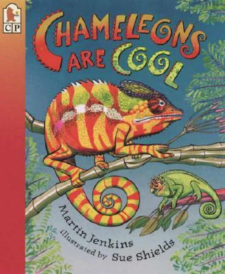 "Chameleons Are Cool: Read and Wonder, ""Jenkins, Martin"""