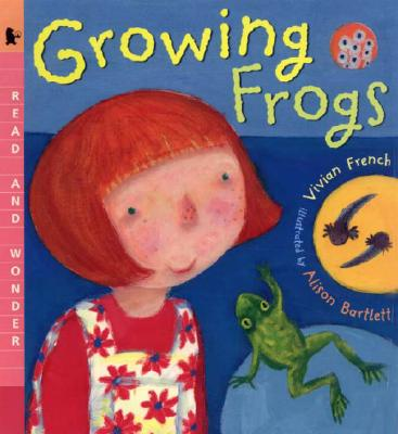 Image for Growing Frogs Big Book: Read and Wonder Big Book