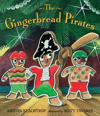 "The Gingerbread Pirates, ""Kladstrup, Kristin"""