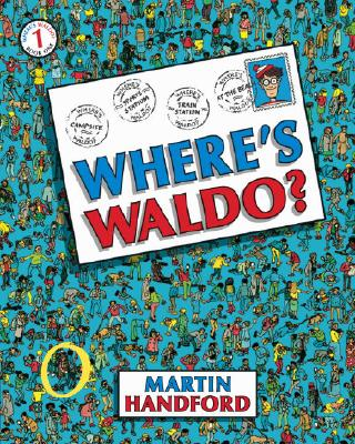 WHERE'S WALDO? (BOOK 1), HANDFORD, MARTIN