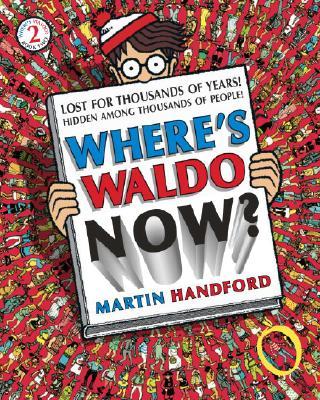 Image for Where's Waldo Now?