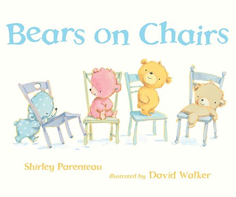 "Bears on Chairs, ""Parenteau, Shirley"""