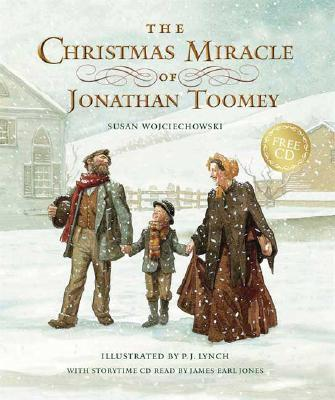 Image for The Christmas Miracle of Jonathan Toomey with CD: Gift Edition