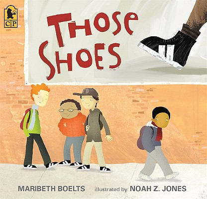 Image for Those Shoes