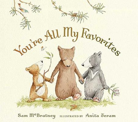 "You're All My Favorites, ""McBratney, Sam"""