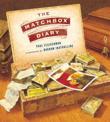 Image for The Matchbox Diary