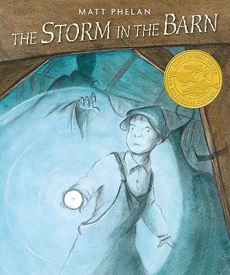 The Storm in the Barn, Phelan, Matt
