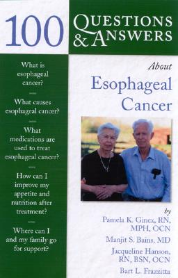 Image for 100 Questions & Answers About Esophageal Cancer