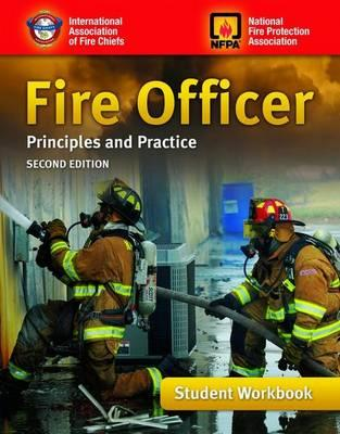 Image for Fire Officer: Principles and Practice, Student Workbook
