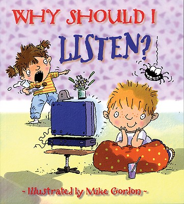 Image for Why Should I Listen? (Why Should I? Books)
