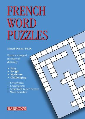 Image for French Word Puzzles (Foreign Language Word Puzzles)