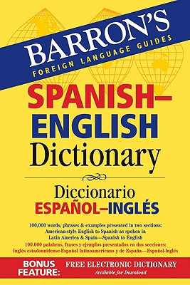Image for Spanish-English Dictionary