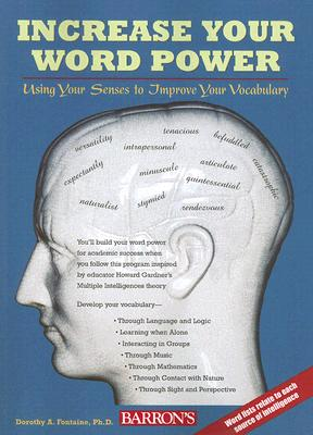 Image for Increase Your Word Power: Using Your Senses to Improve Your Vocabulary