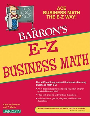 Image for E-Z BUSINESS MATH