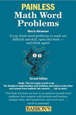 Image for PAINLESS MATH WORD PROBLEMS